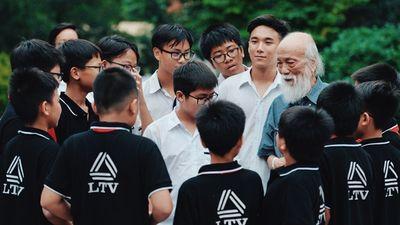 PGS Văn Như Cương và giai thoại về người thầy được triệu triệu học sinh yêu mến - ảnh 1
