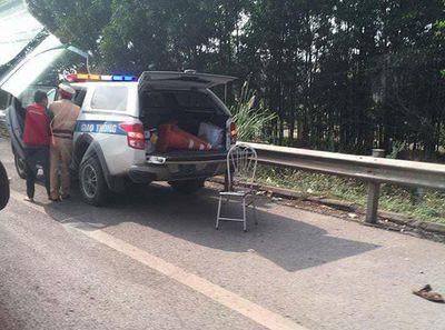 """Vụ lái xe đâm chết chiến sĩ CSGT trên cao tốc: Cần khởi tố tội danh """"Giết người"""" - ảnh 1"""