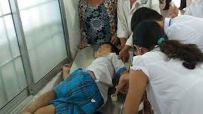 Nam sinh lớp 4 tử vong trong giờ ra chơi nghi do giật điện - ảnh 1