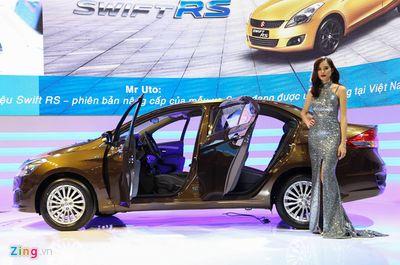 Suzuki Ciaz giảm giá kỷ lục, mẫu sedan hạng B ở mức dưới 500 triệu đồng - ảnh 1