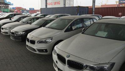 600 xe BMW tại cảng Sài Gòn sẽ được trả về châu Âu - ảnh 1