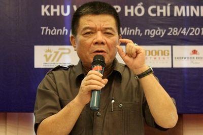 Người đại diện khẳng định ông Trần Bắc Hà đang ở Singapore - ảnh 1