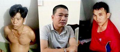 Vụ cướp vàng táo tợn ở Phú Yên: Nghi phạm có ý định thủ tiêu nhau - ảnh 1