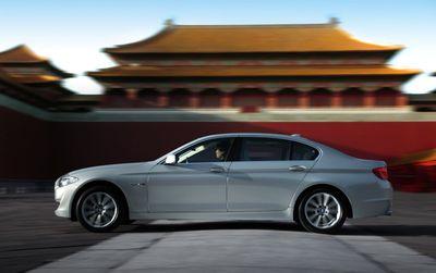 """BMW """"xuống tay"""" chi 4,2 tỷ USD thâu tóm hãng xe đối tác tại Trung Quốc - ảnh 1"""