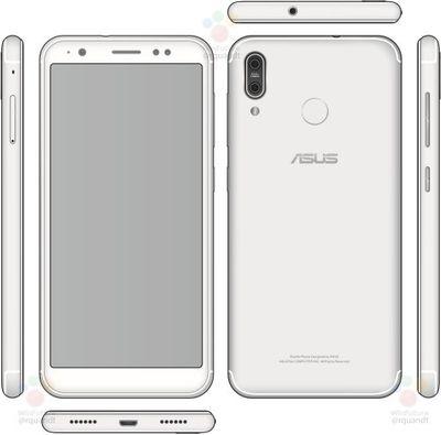 Rò rỉ thông tin về ZenFone 5 của ASUS  - ảnh 1