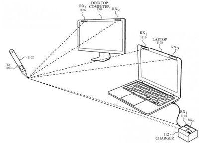 Apple sắp tung ra bút chì thông minh có thể vẽ trên nhiều bề mặt - ảnh 1