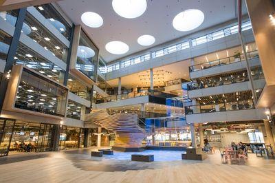 Microsoft mạnh tay chi 134 triệu USD xây dựng trụ sở chính - ảnh 1