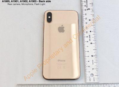 iPhone X hé lộ phiên bản Blush Gold tuyệt đẹp  - ảnh 1