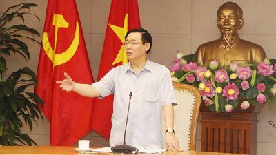 Phó Thủ tướng nhắc nhở 3 bộ chậm giải ngân đầu tư công - ảnh 1