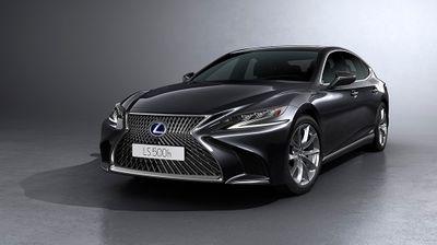 """Bảng giá xe Lexus mới nhất tháng 7/2018: """"Chuyên cơ mặt đất"""" Lexus LX 570 giá hơn 7.8 tỷ đồng - ảnh 1"""