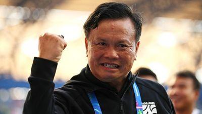 """Asian Cup 2019: HLV tạm quyền Thái Lan bị """"sốc"""" vì chiến thắng của đội nhà - ảnh 1"""