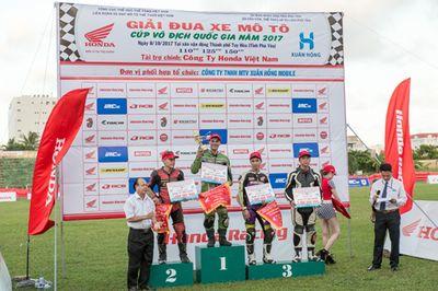 Honda Việt Nam mang giải đua xe trở lại Tuy Hòa - ảnh 1