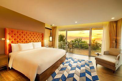 Premier Village Danang Resort nằm trong 1% hiếm hoi các khách sạn hàng đầu thế giới đạt giải thưởng Travellers' Choice - ảnh 1