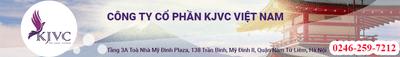KJVC - Thương hiệu chứa trọn Niềm tin - ảnh 1