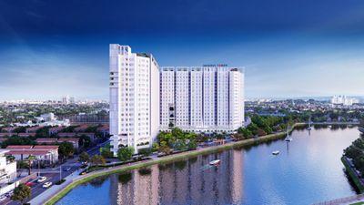 Chính thức ra mắt căn hộ 100% view sông ở bắc Sài Gòn - ảnh 1
