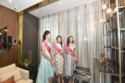 """Bất ngờ với sự đối lập giữa """"căn hộ giải thưởng"""" của Hoa hậu Mỹ Linh và Phạm Hương - ảnh 1"""
