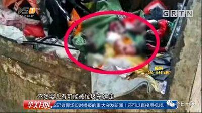 Phẫn nộ bà nội cùng bà ngoại thẳng tay ném cháu gái sinh non vào thùng rác