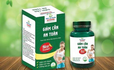 """Cục An toàn thực phẩm """"sờ gáy"""" cơ sở sản xuất thuốc giảm cân họ Nguyễn new - ảnh 1"""