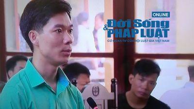 Vợ bác sĩ Hoàng Công Lương xin cho chồng vắng mặt tại tòa ngày 8/1 - ảnh 1
