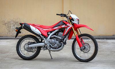 Mẫu xe Honda CRF250L về Việt Nam với giá 8500 USD - ảnh 1