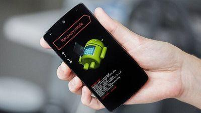 Cách mở khoá Android khi quên mật khẩu - ảnh 1