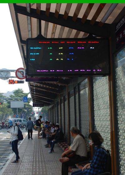 Trạm xe buýt 8,5 tỷ đồng ở TP. Hồ Chí Minh có gì hấp dẫn? - ảnh 1