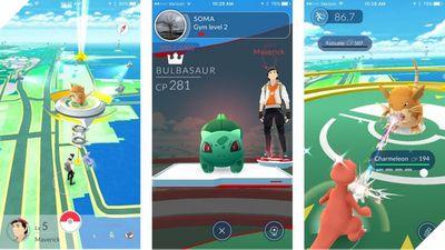Ngừng hoạt động Pokemon Go trên iPhone 5 trở xuống  - ảnh 1