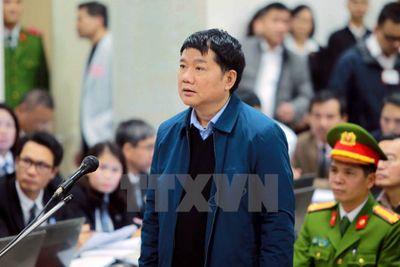 Luật sư đề nghị miễn trách nhiệm hình sự cho bị cáo trong vụ Đinh La Thăng - ảnh 1