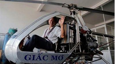 """""""Hai lúa"""" sản xuất máy bay tự chế tại Bình Dương sắp được cất cánh? - ảnh 1"""