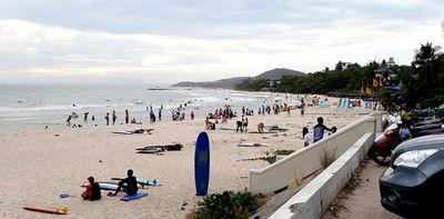 Hơn 80 nghìn du khách đến Bình Thuận dịp Tết Mậu Tuất - ảnh 1
