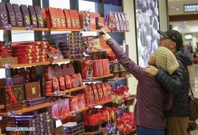 Hình ảnh không khí đón Valentine trên khắp thế giới - ảnh 1