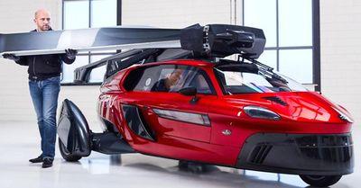 Bắt đầu nhận đặt lô hàng ô tô bay đầu tiên trên thế giới - ảnh 1