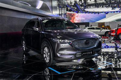 Chính thức ra mắt Mazda CX-8 đẹp long lanh, giá hơn 600 triệu đồng - ảnh 1
