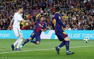 Barcelona 2-2 Real Madrid: Messi, C.Ronaldo cùng chói sáng  - ảnh 1