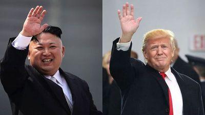 Tổng thống Trump và Chủ tịch Triều Tiên Kim Jong-un sẽ gặp nhau tại Singapore vào tháng 6? - ảnh 1