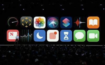 """Apple ra mắt iOS 12 """"siêu đỉnh"""", iPhone 5s cũng được phép cập nhật - ảnh 1"""