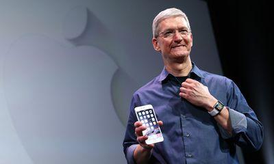 CEO Tim Cook thừa nhận nghiện điện thoại, công nghệ thông tin  - ảnh 1