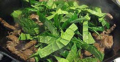 Cách làm món thịt trâu xào lá lốt thơm ngon đậm đà  - ảnh 1