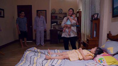Gạo nếp gạo tẻ tập 25: Bà Mai phát điên vì bị mẹ con Công trêu tức  - ảnh 1