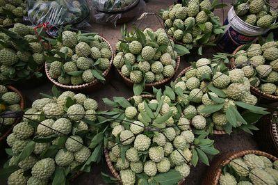Lạng Sơn: Chợ na Chi Lăng nhộn nhịp mùa thu hoạch, nông dân thu nhập cả trăm triệu đồng - ảnh 1