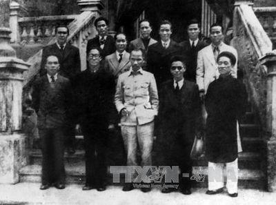Cách mạng Tháng Tám 1945: Mốc son chói lọi trong dòng chảy lịch sử - ảnh 1