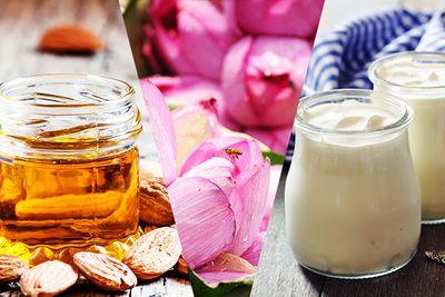 4 công thức để làn da căng bóng, sáng hồng với Hoa Sen - ảnh 1