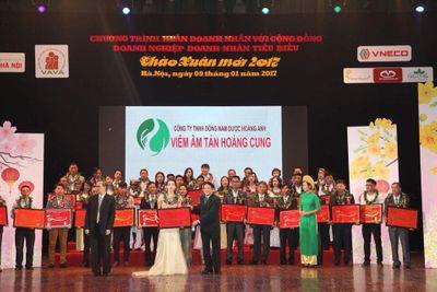 Đông Nam Dược Hoàng Anh - Thương hiệu đồng hành cùng sức khỏe của người Việt - ảnh 1
