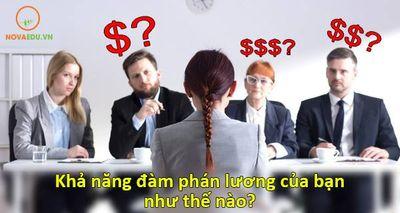 Né tránh đề nghị về lương chưa bao giờ là tốt? - ảnh 1