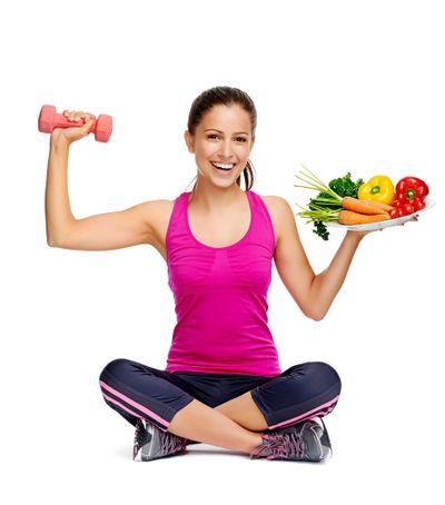 Giảm cân khiến phụ nữ mau già - Có hay không? - ảnh 1