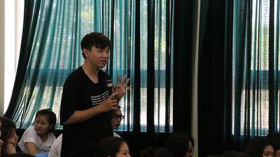"""Hội thảo nghề nghiệp trường Đại Học Đại Nam: """"Hành trang bước vào nghề kế toán"""" - ảnh 1"""