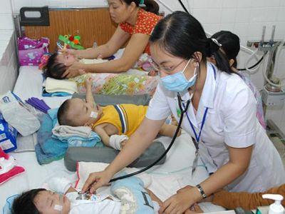 Viêm đường hô hấp cấp - Căn bệnh nguy hiểm đe dọa tính mạng trẻ em - ảnh 1
