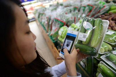 Tem QR Code truy xuất nguồn gốc: Công nghệ hóa giải nỗi lo thực phẩm bẩn - ảnh 1
