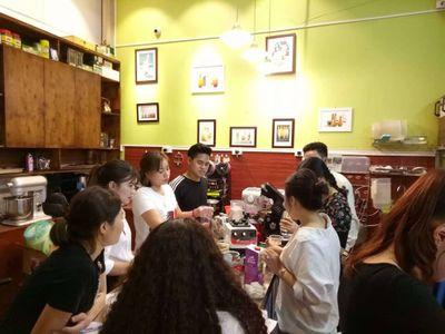 NTERBESO tặng 10 suất học bổng toàn phần khóa học làm kem tươi cho con em thương binh liệt sỹ - ảnh 1
