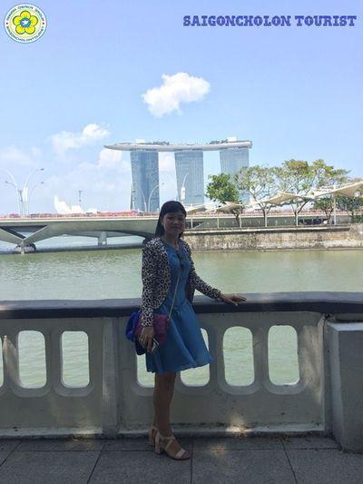 Một hành trình qua 3 quốc gia: Singapore – Malaysia - Indonesia - ảnh 1